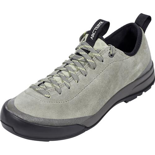 Arc'teryx Acrux SL Leather GTX - Chaussures Femme - gris sur campz.fr !